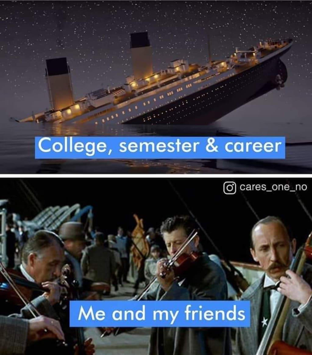 University Life (Part 1)