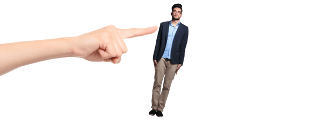 4 Signs That You Are a Pushover