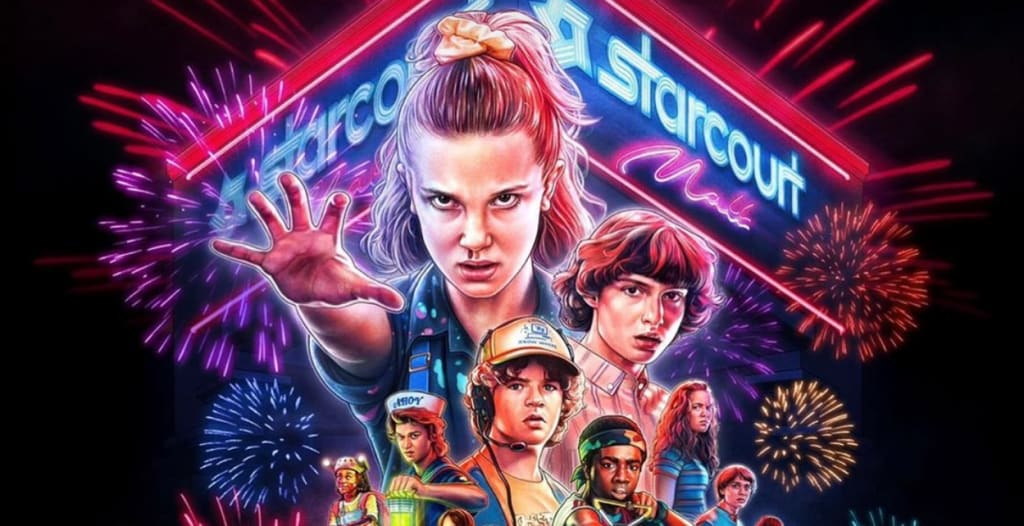 7 80s Female Cartoon Characters that 'Stranger Things' Heroine Eleven Would Love