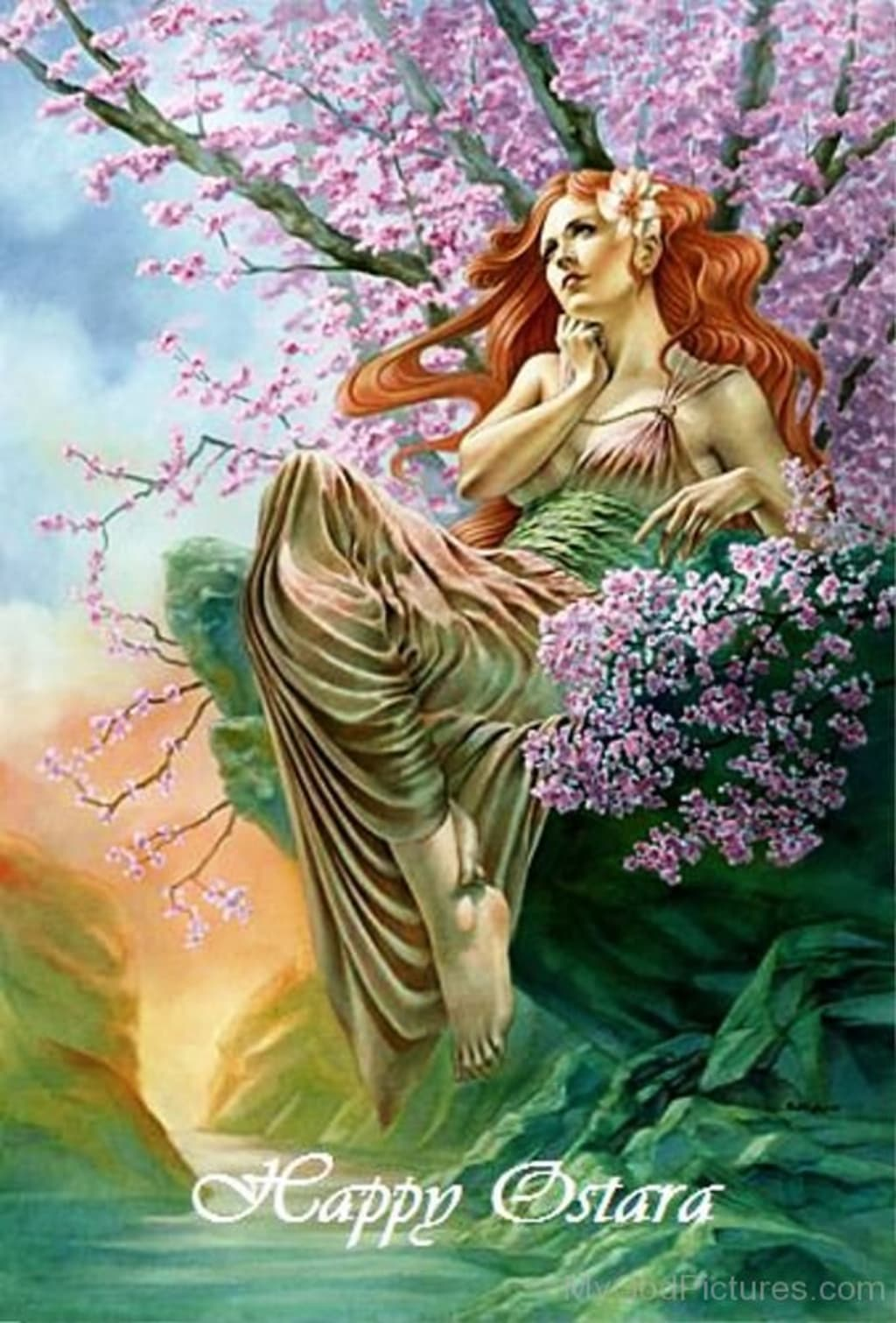 Easter or Eostre