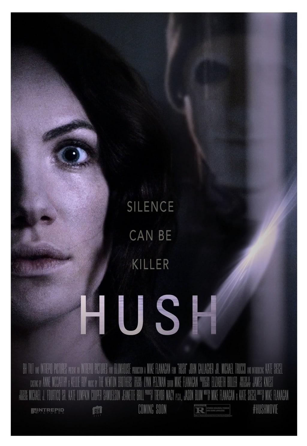 A Common Man's View: 'Hush'