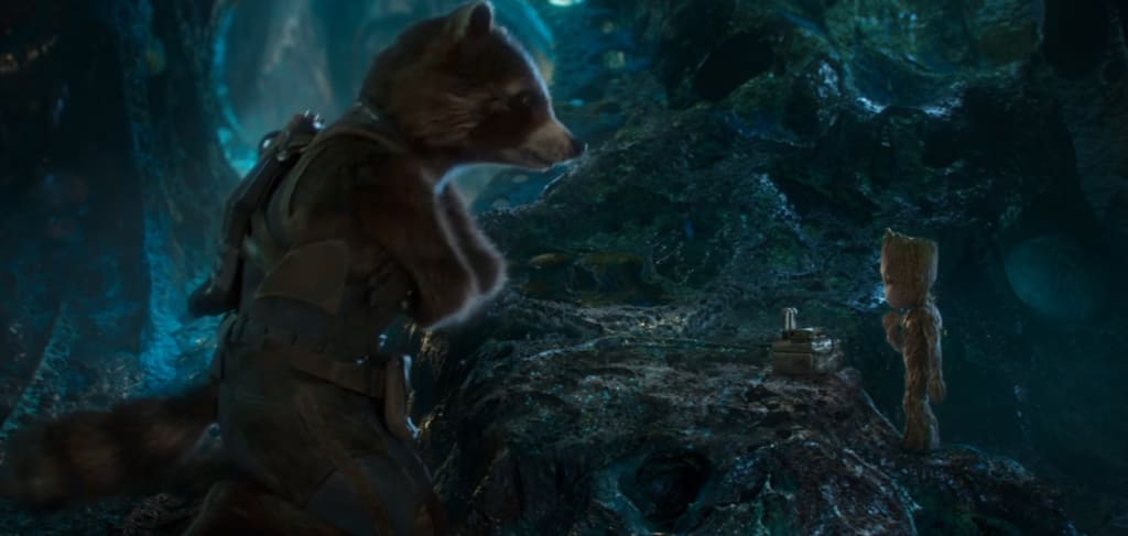 Rocket Raccoon Has Some of the Best Character Development in the MCU