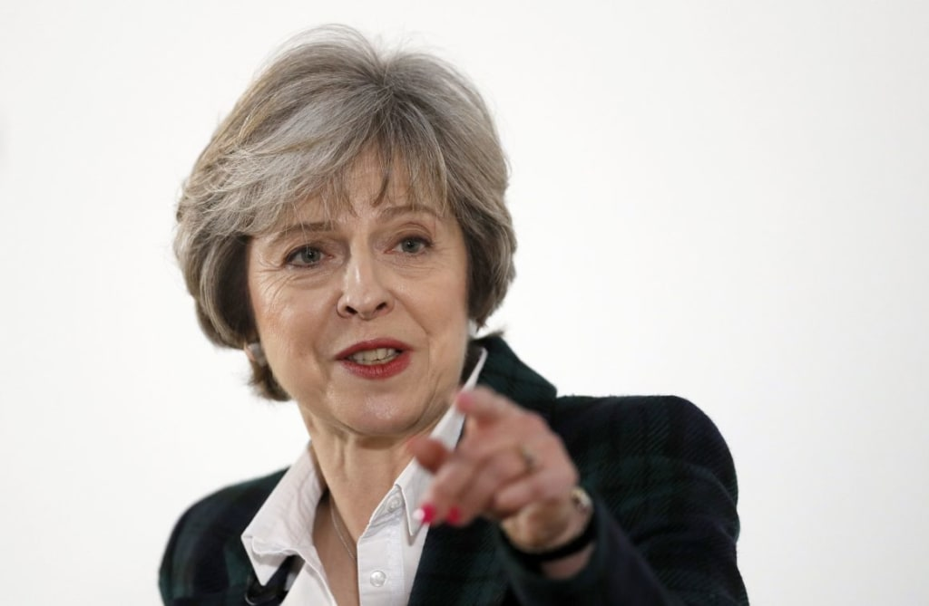 Dear Theresa, What's In a Name?