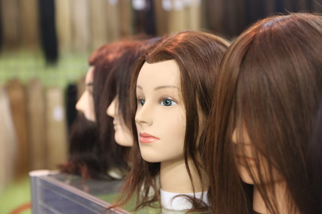 Confessions of a Beauty School Graduate, Part Three