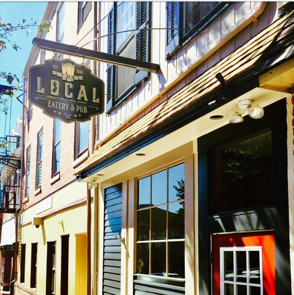 Just Grubbin Series: The Local Eatery & Pub