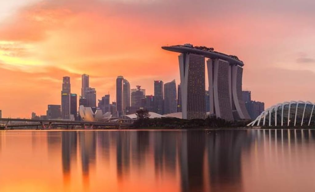 Traveling to Singapore