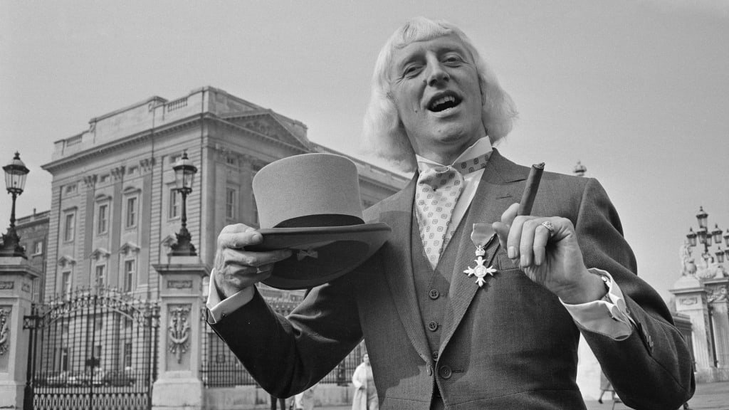 Jimmy Savile: The Pedophile Monster British Media Covered Up