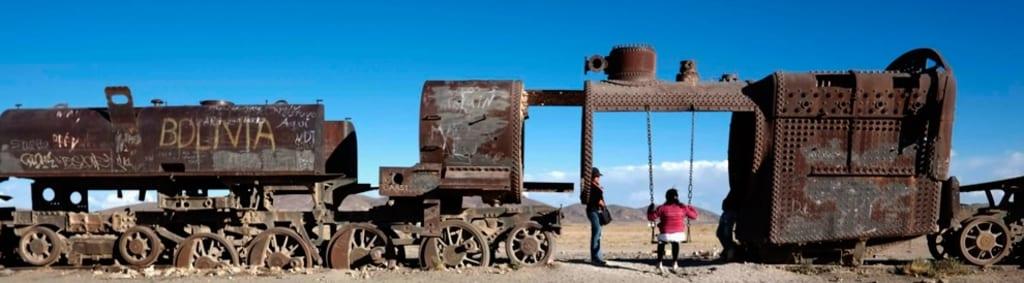 The Train to Pozo del Tigre