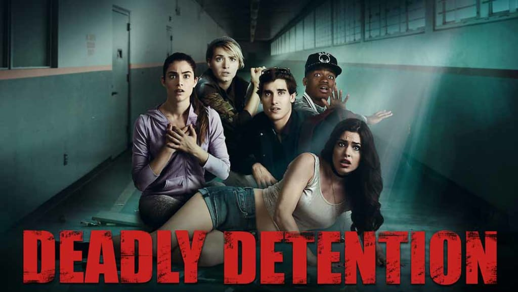 Deadly Detention'—Review (Netflix)