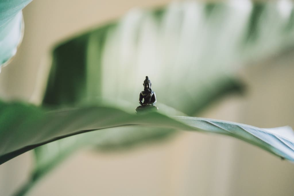 Spiritual Awakening by Kenneth Poeticninja Davis