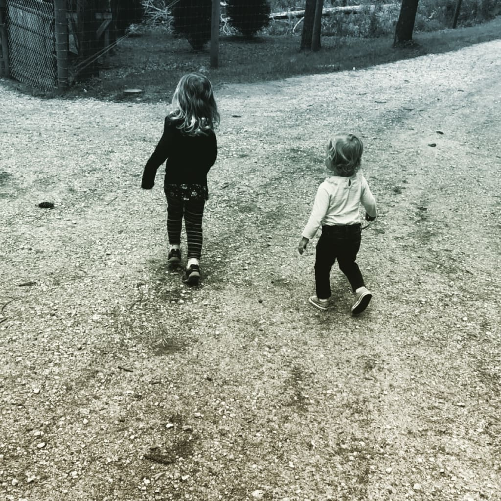 An Open Letter to My Kids
