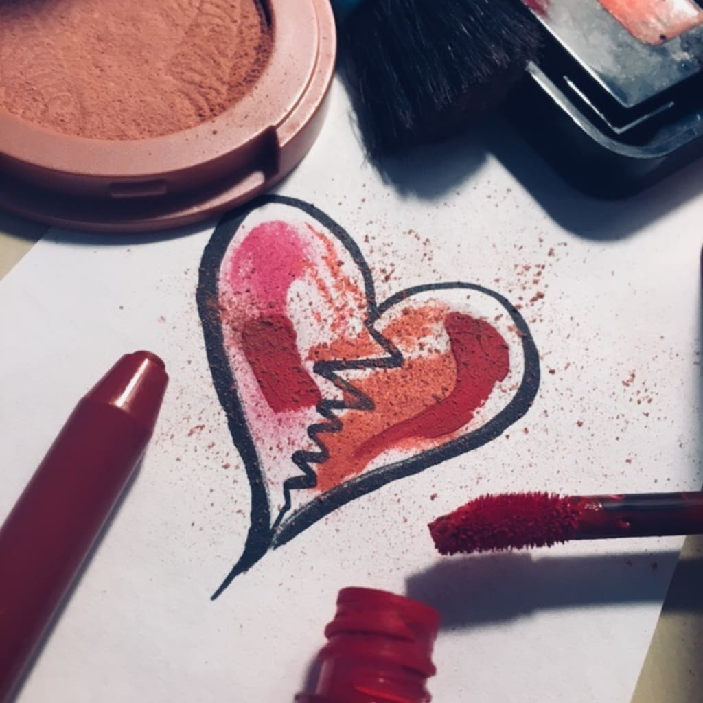 My Unhealthy Relationship with Makeup (And How I Fixed It)