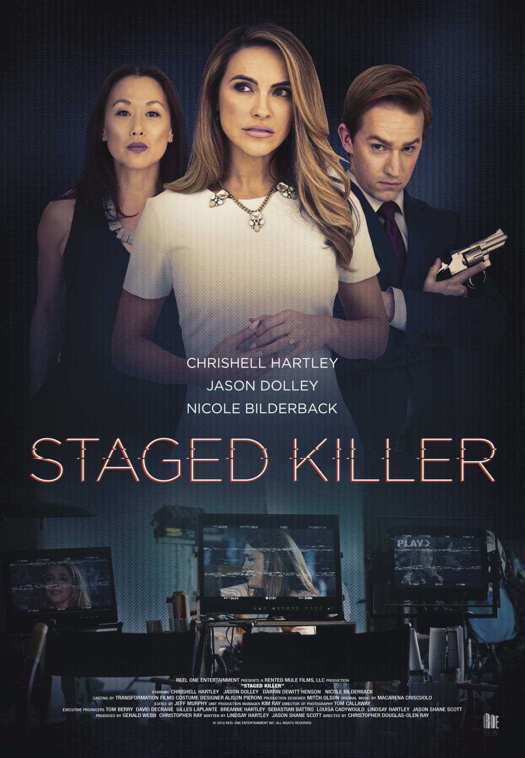 Film Review: 'Staged Killer'