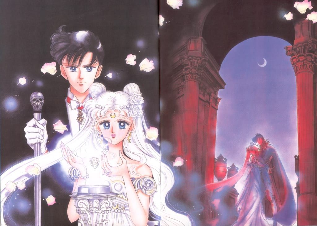 "Real life ""Sailor Moon"" Gets Engaged in the Most Beautiful Way"