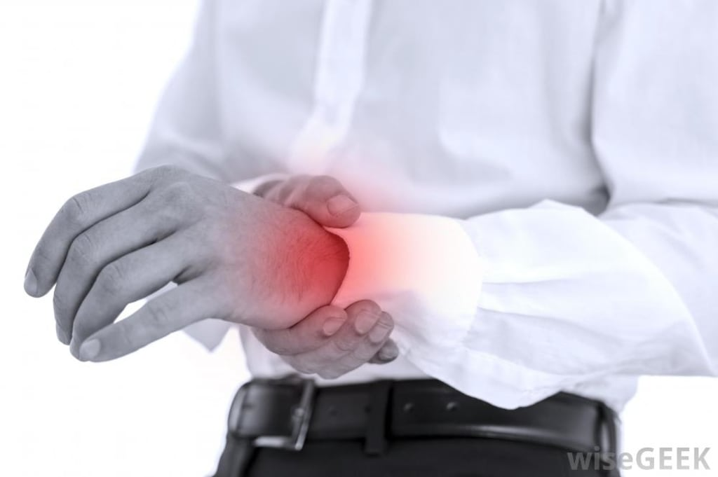 How to Heal a Sprained Wrist Quickly