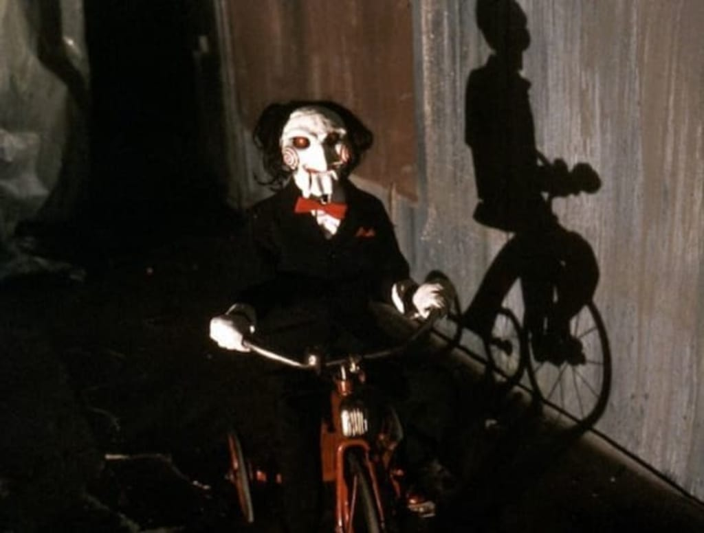Time To See-'Saw': Is This The First Image Of 'Saw: Legacy'?