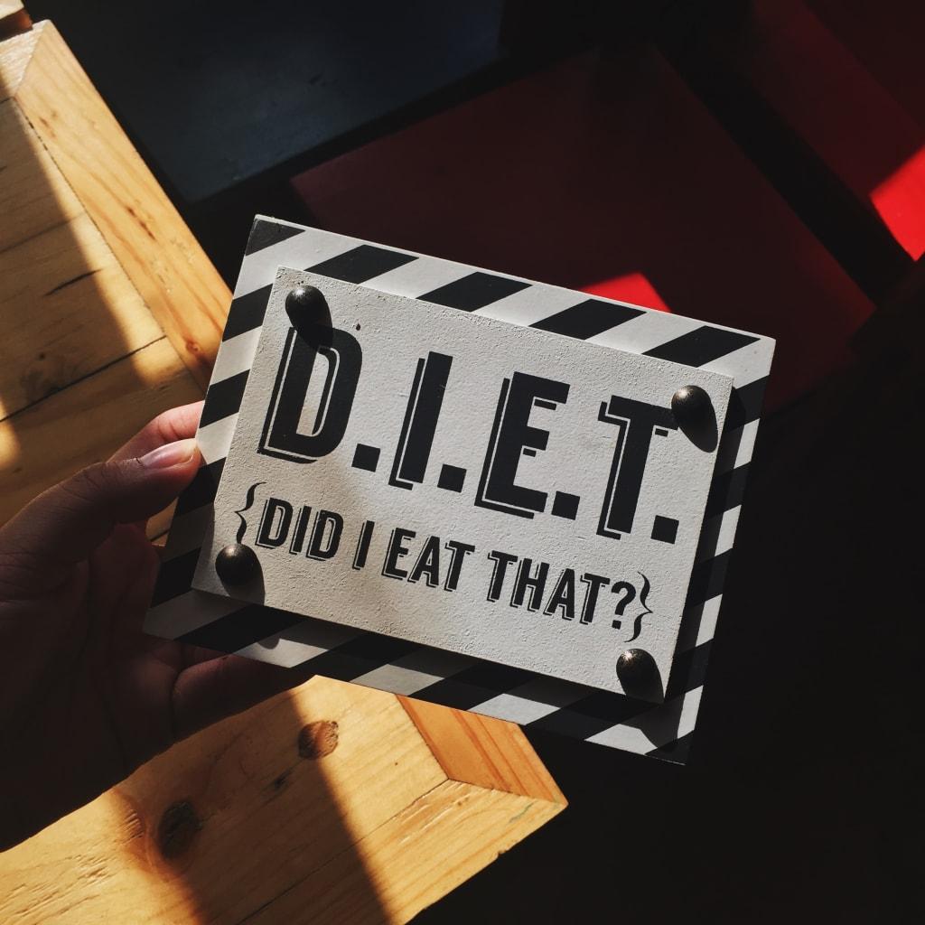 Honest Dieting