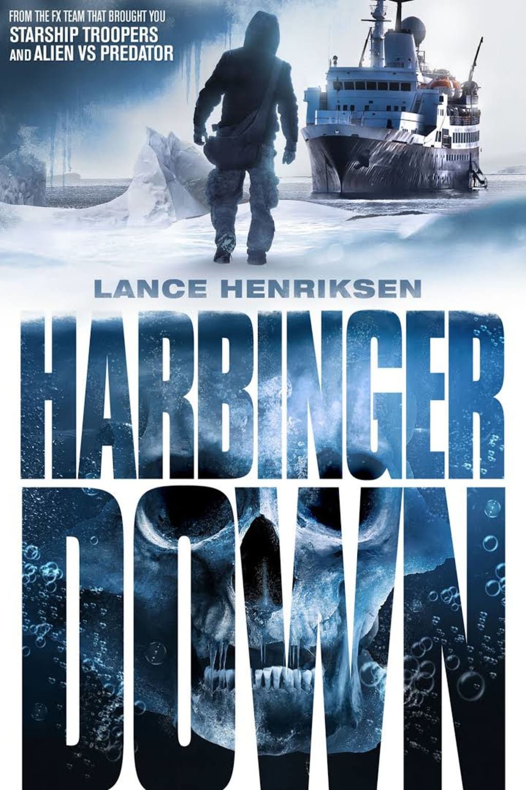 """Reed Alexander's Review of """"Harbinger Down (2015)"""""""