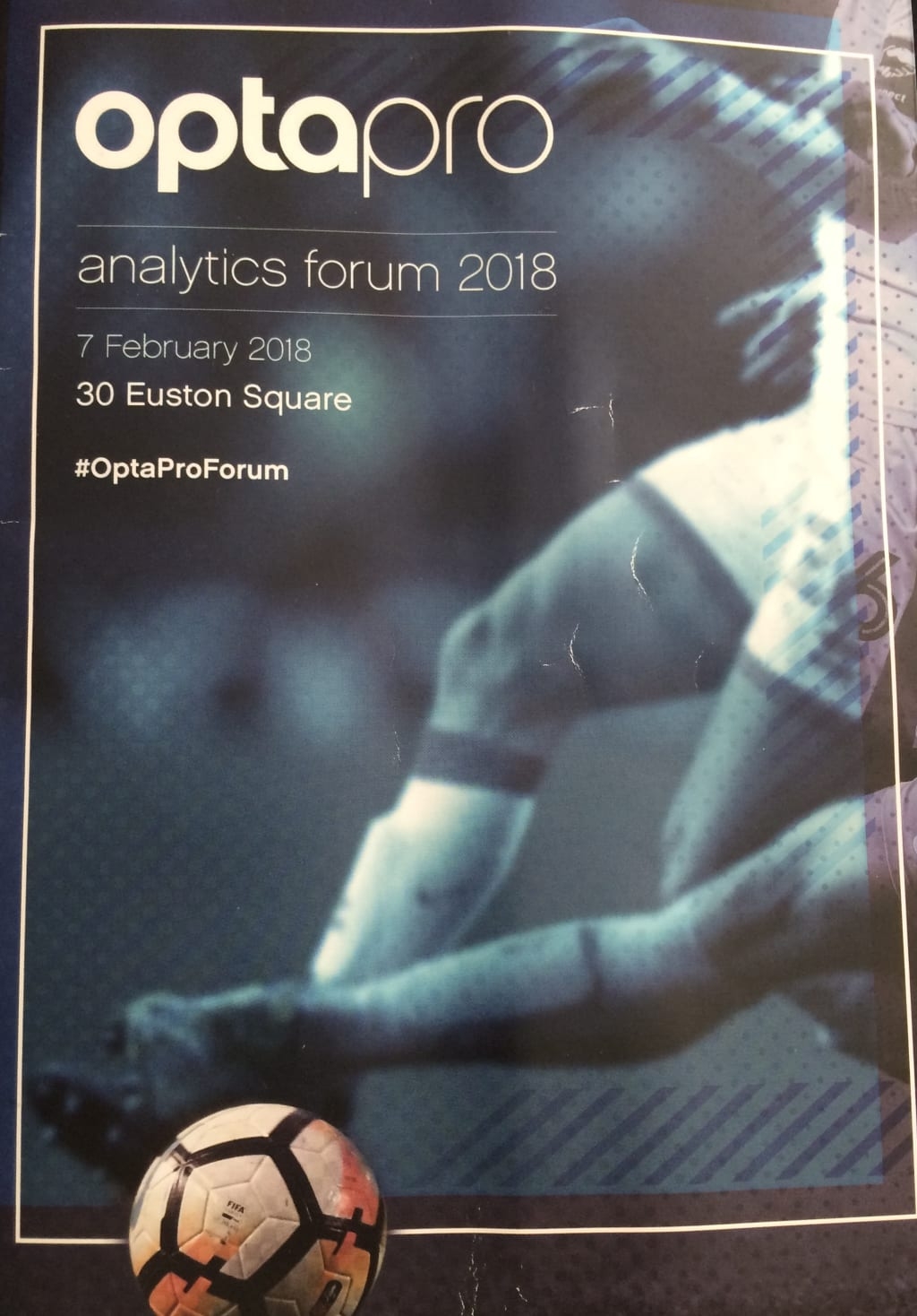 A Day at the OptaPro Forum