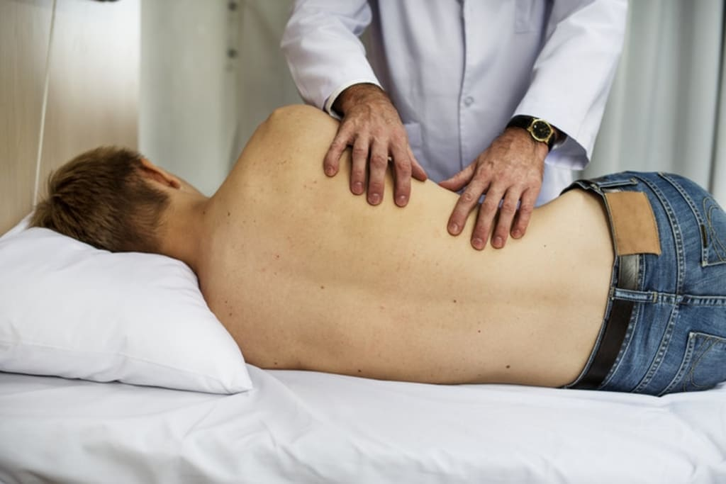Why You Should See a Chiropractor for Your Herniated Disc