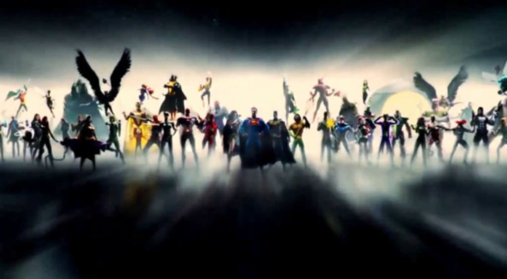 10 DC Comics Properties That Warner Bros. Can Save the DCEU With