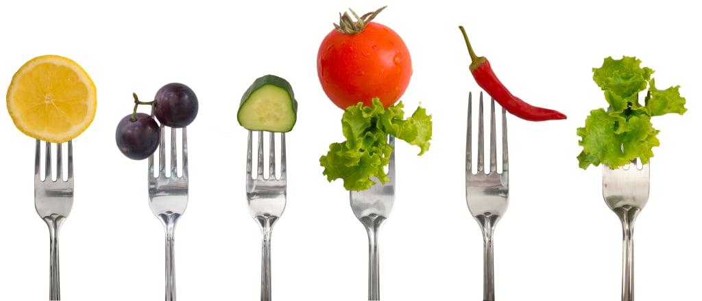 Three Awesome Reasons to Go Vegan