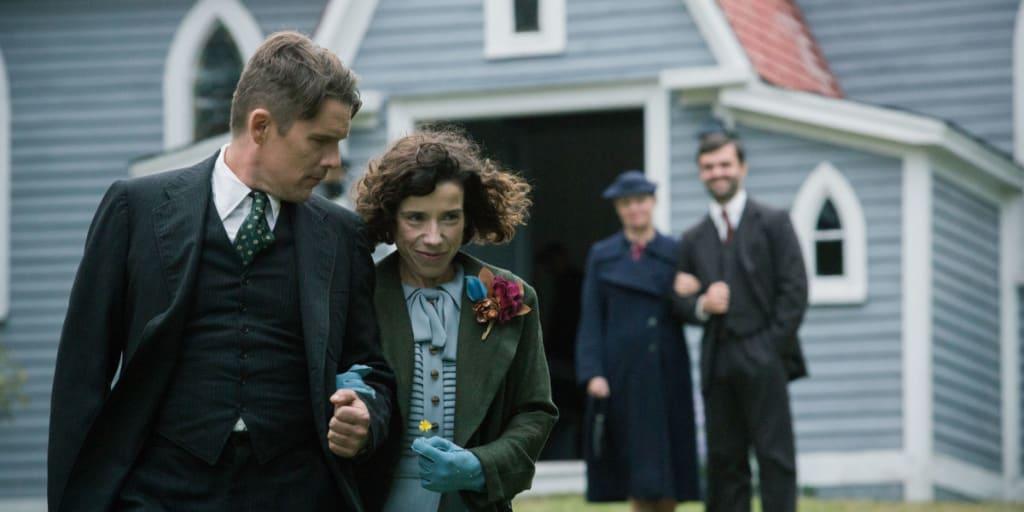 Movie Review: 'Maudie'