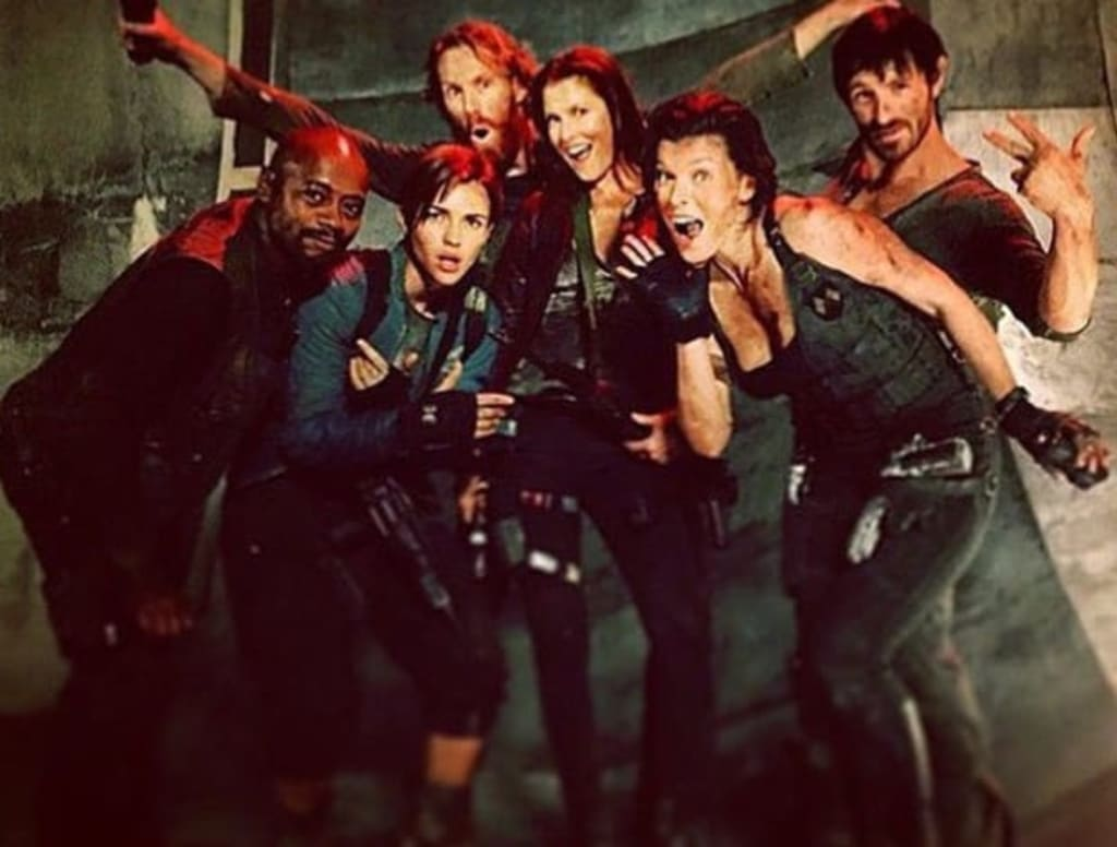 Resident Evil The Final Chapter New Plot Details Revealed And
