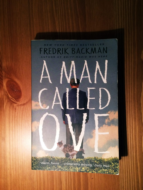 'A Man Called Ove' by Fredrik Backman
