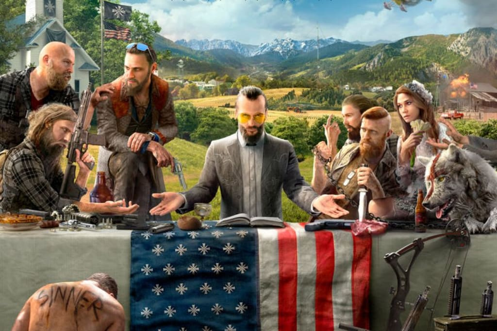 'Far Cry 5' Brings The Danger A Little Too Close To Home