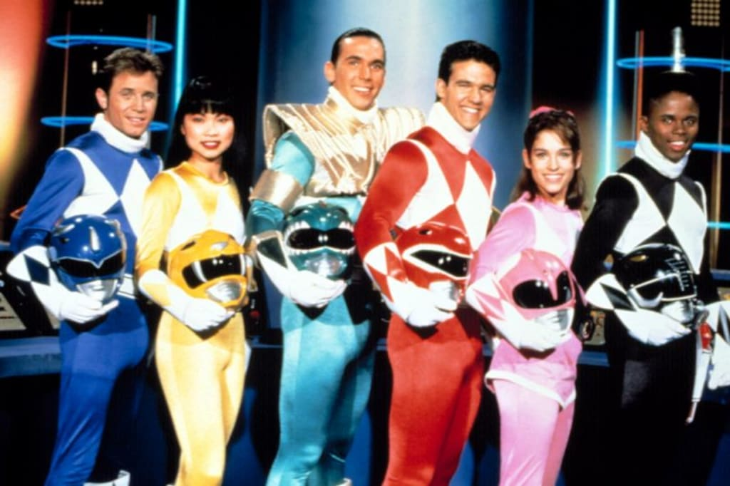 Power Rangers Day 2019: In Their Own Words
