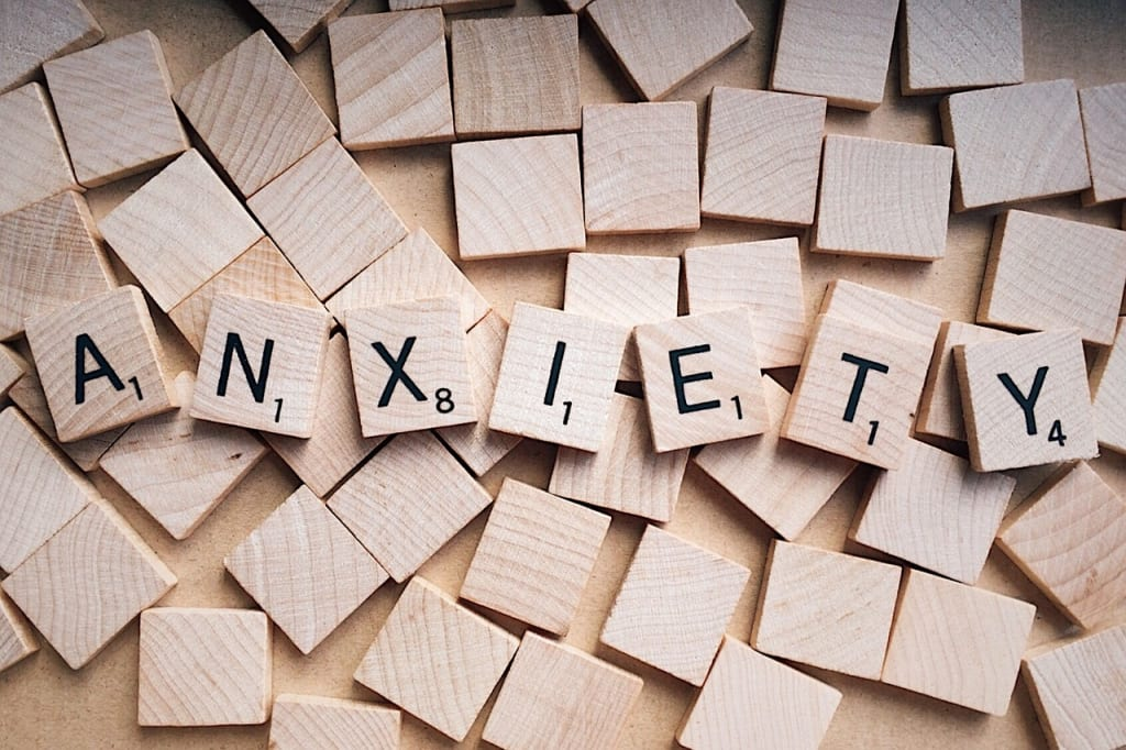 Pushing Through Anxiety to Make a Better Life for Yourself