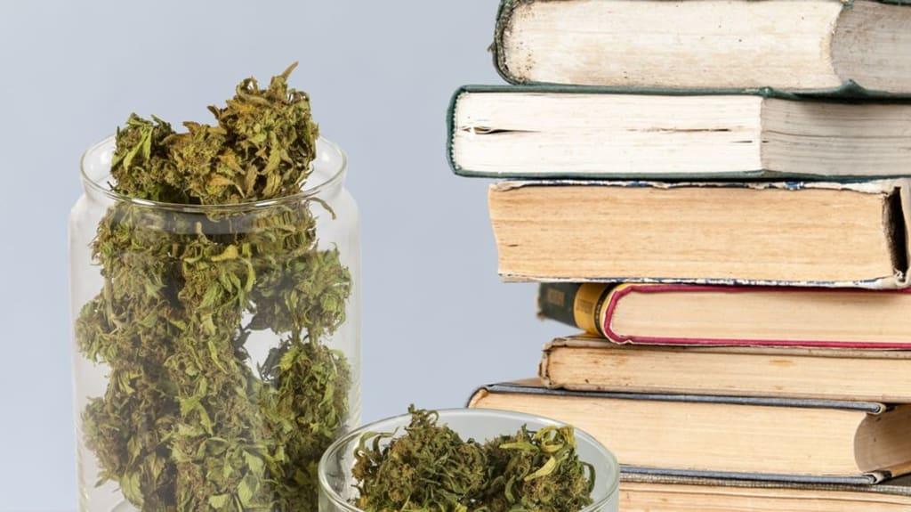 Books About Cannabis Legalization