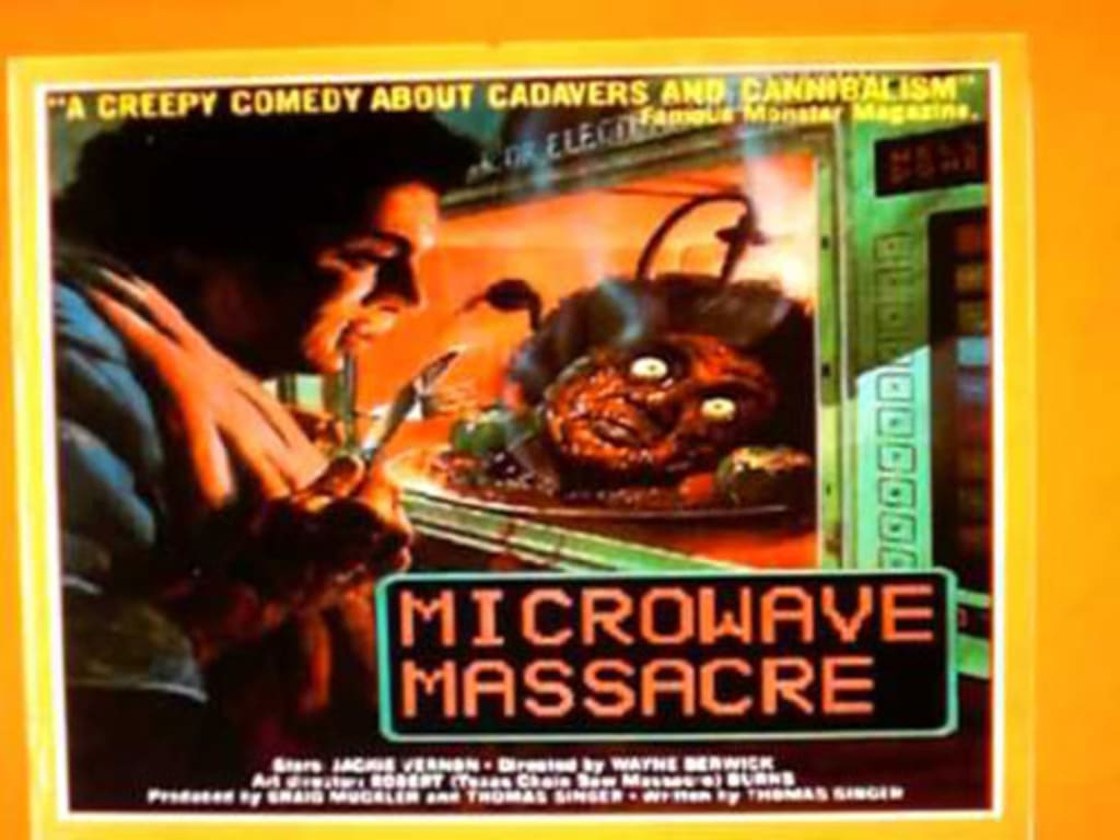 Video Nasty 'Microwave Massacre' Is Coming to Blu-Ray