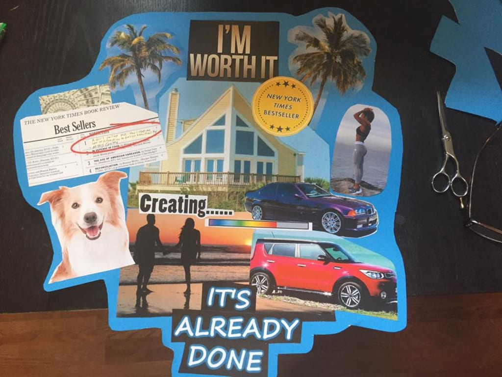 Can Vision Boards Assist You with Your Goals?