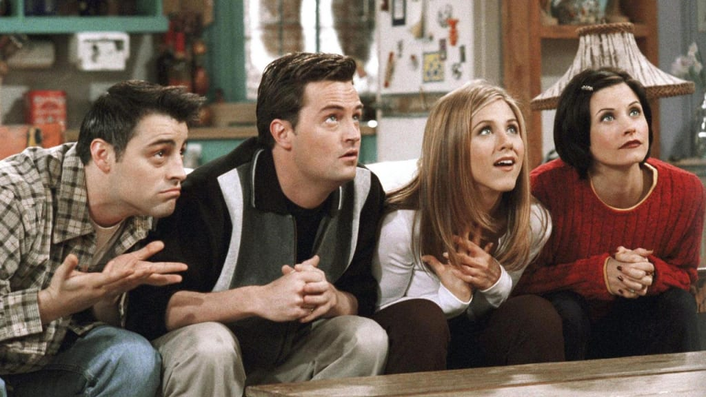 Top 10 Friends Jokes That Would Not Work on TV Today
