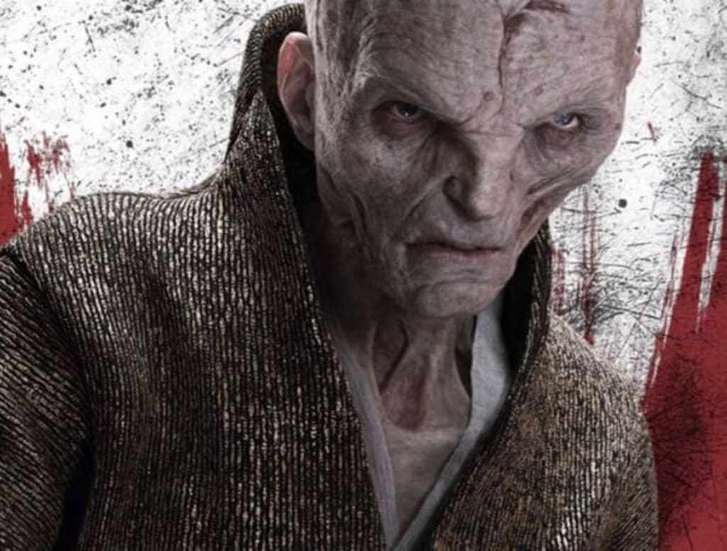 'The Last Jedi': Will Snoke's Force Ring Lead To An Era Of New Kyber Crystal Weapons In The Star Wars Universe?