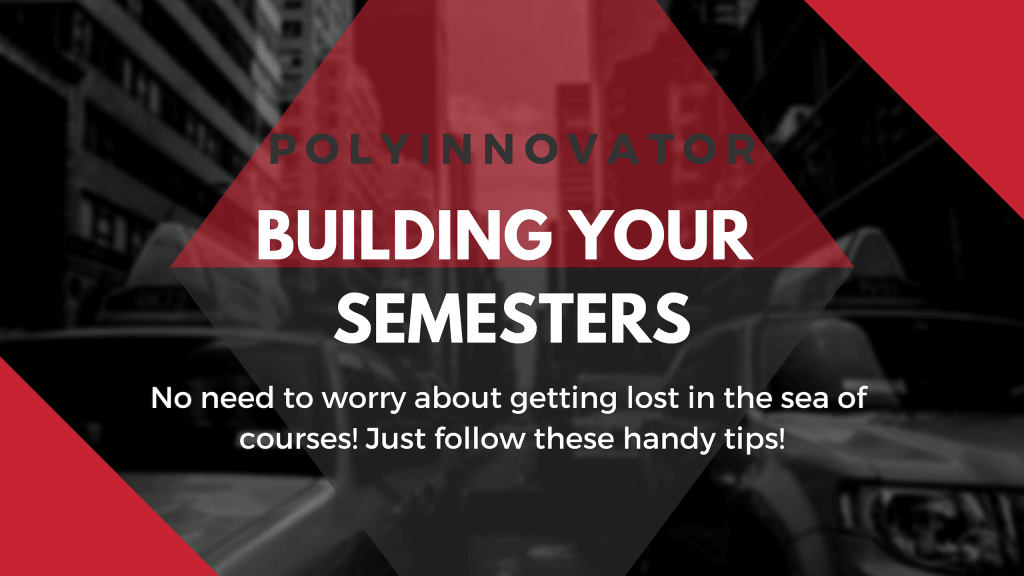 Building Your First Semester