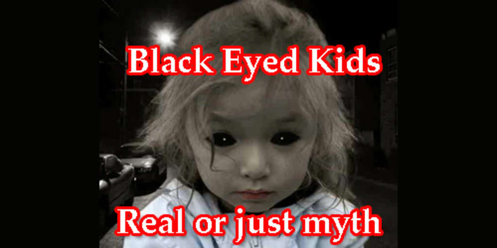 The Black Eyed Children