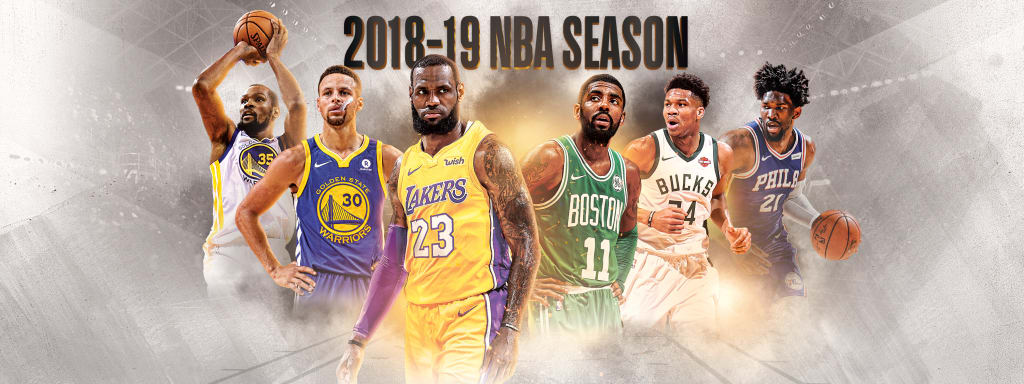 My Top 5 Storylines for 2018-2019 NBA Season