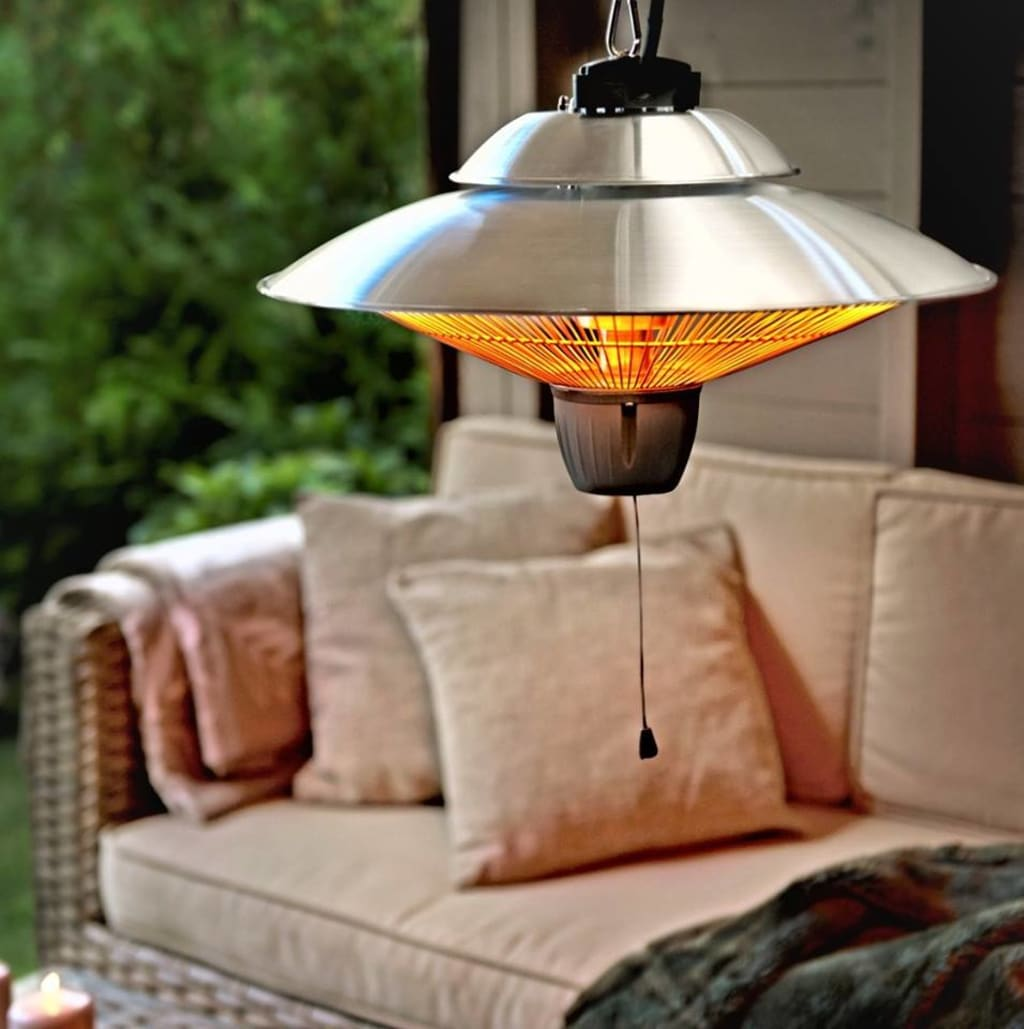 Spend More Time Outdoors with Patio Heaters from BeHa