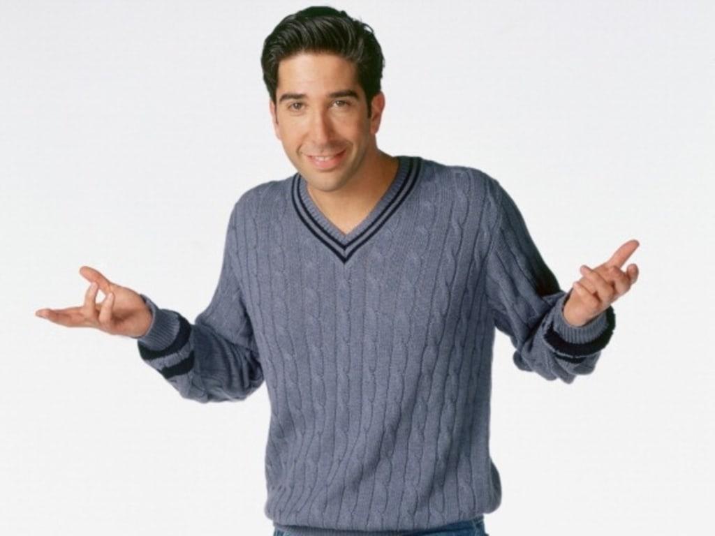 Ross Geller Is Problematic