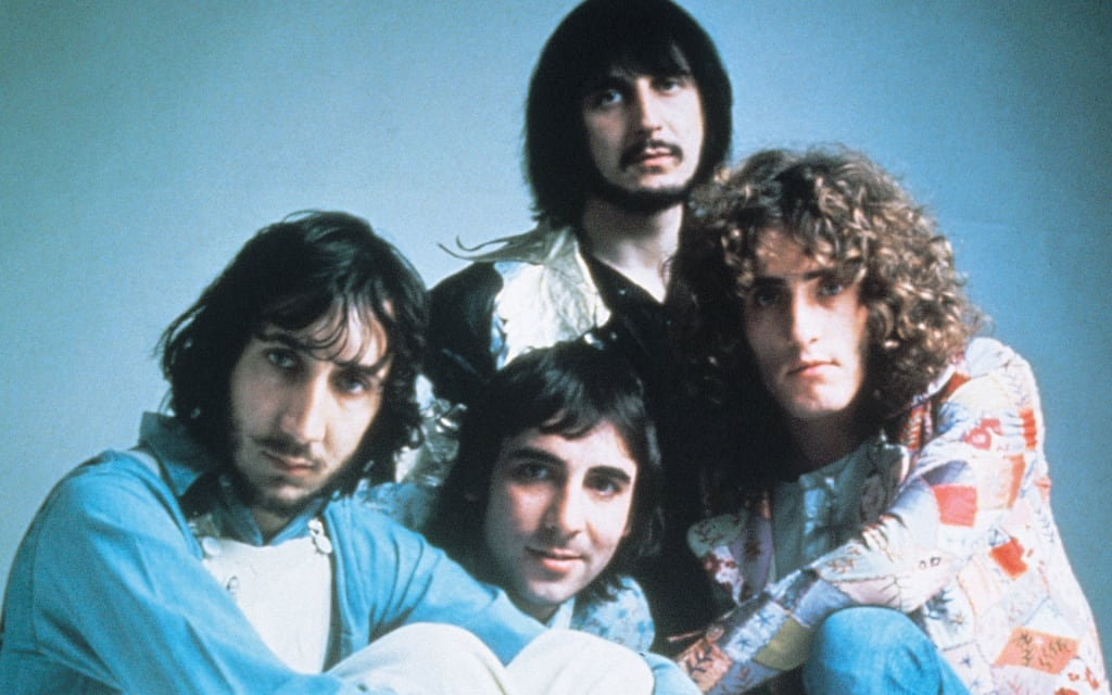 History of The Who