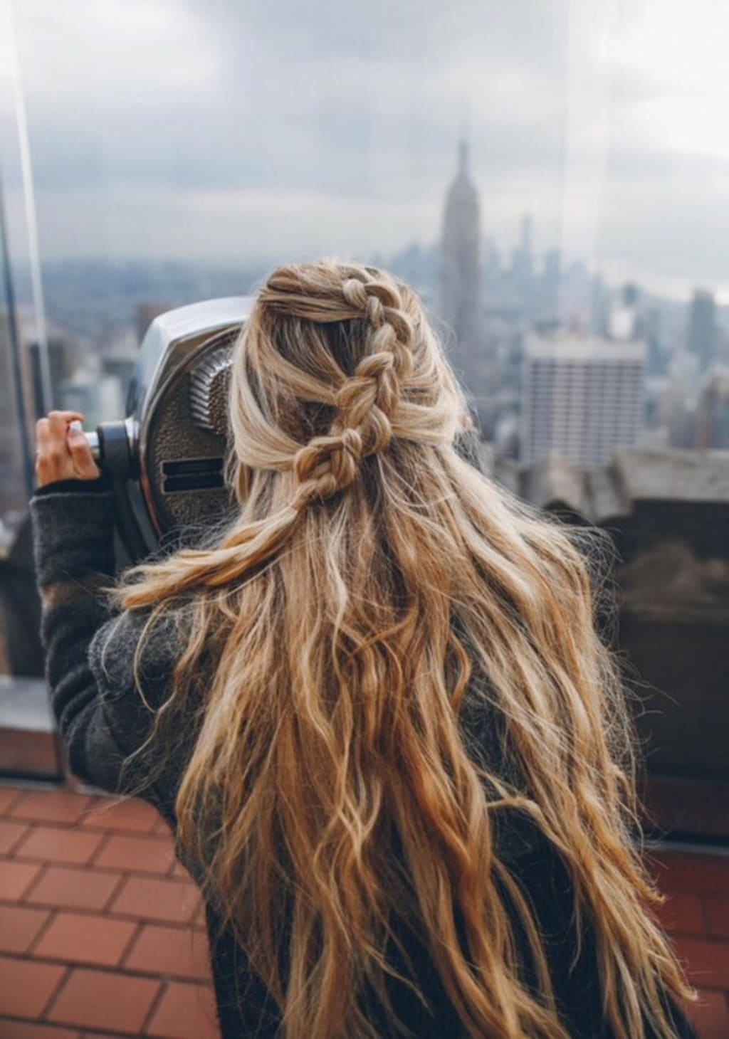 How to Grow Long, Healthy Hair