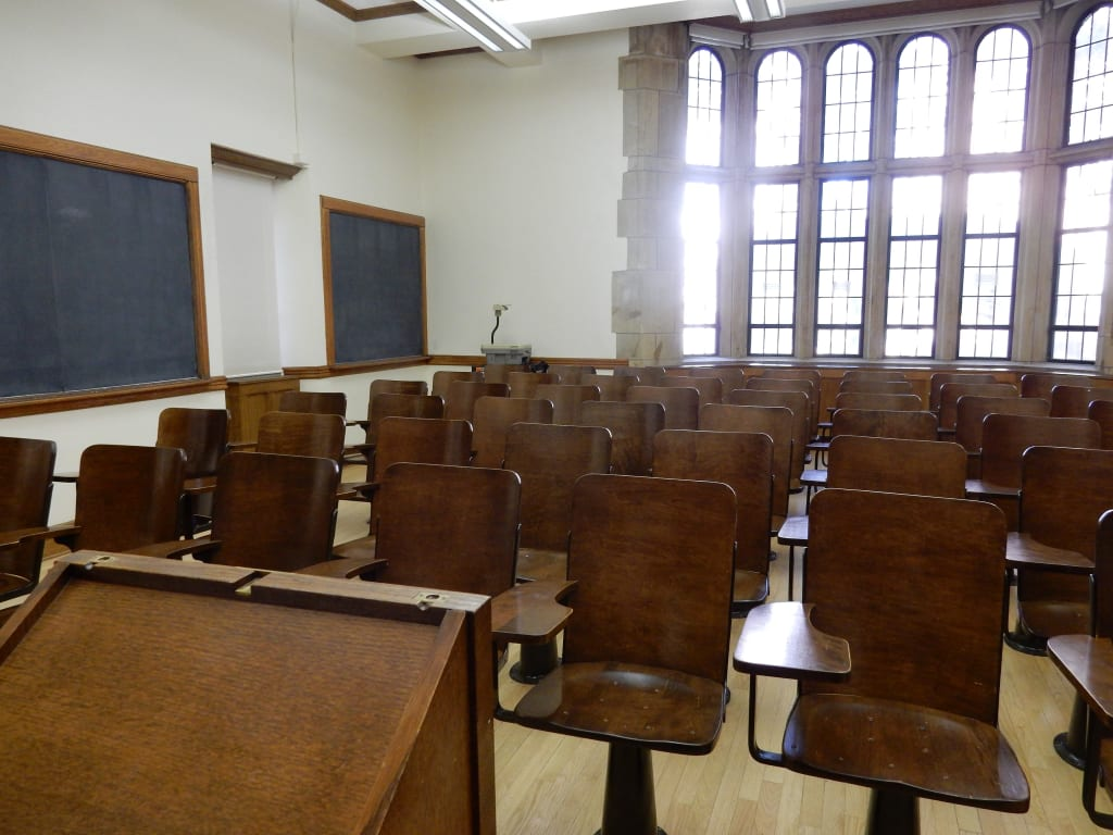 The Lonely Classroom