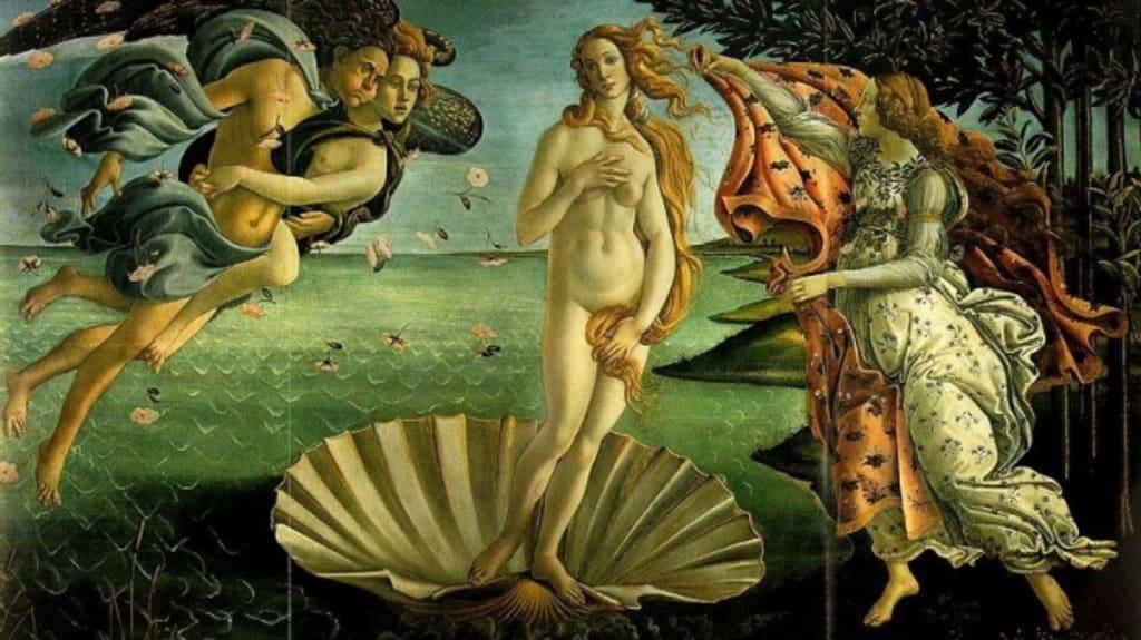 Gods and Goddesses of Love in Mythology