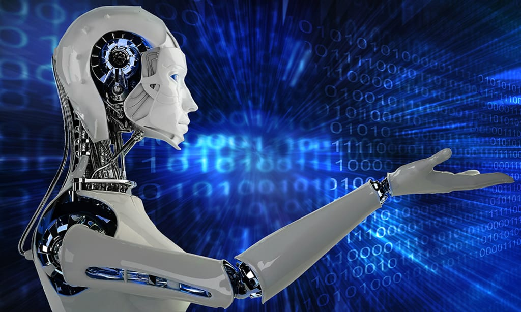Content Marketing Taken to New Levels with AI Robot Reporters