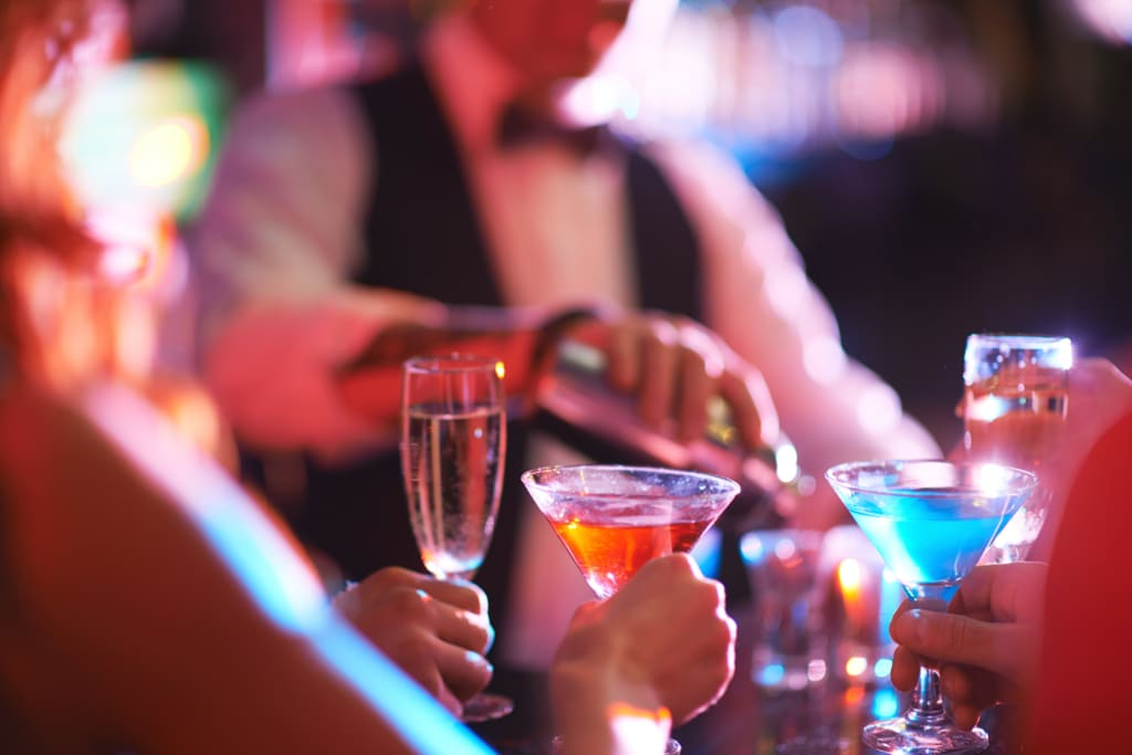 How To Buy a Girl a Drink (Without Making It Awkward)