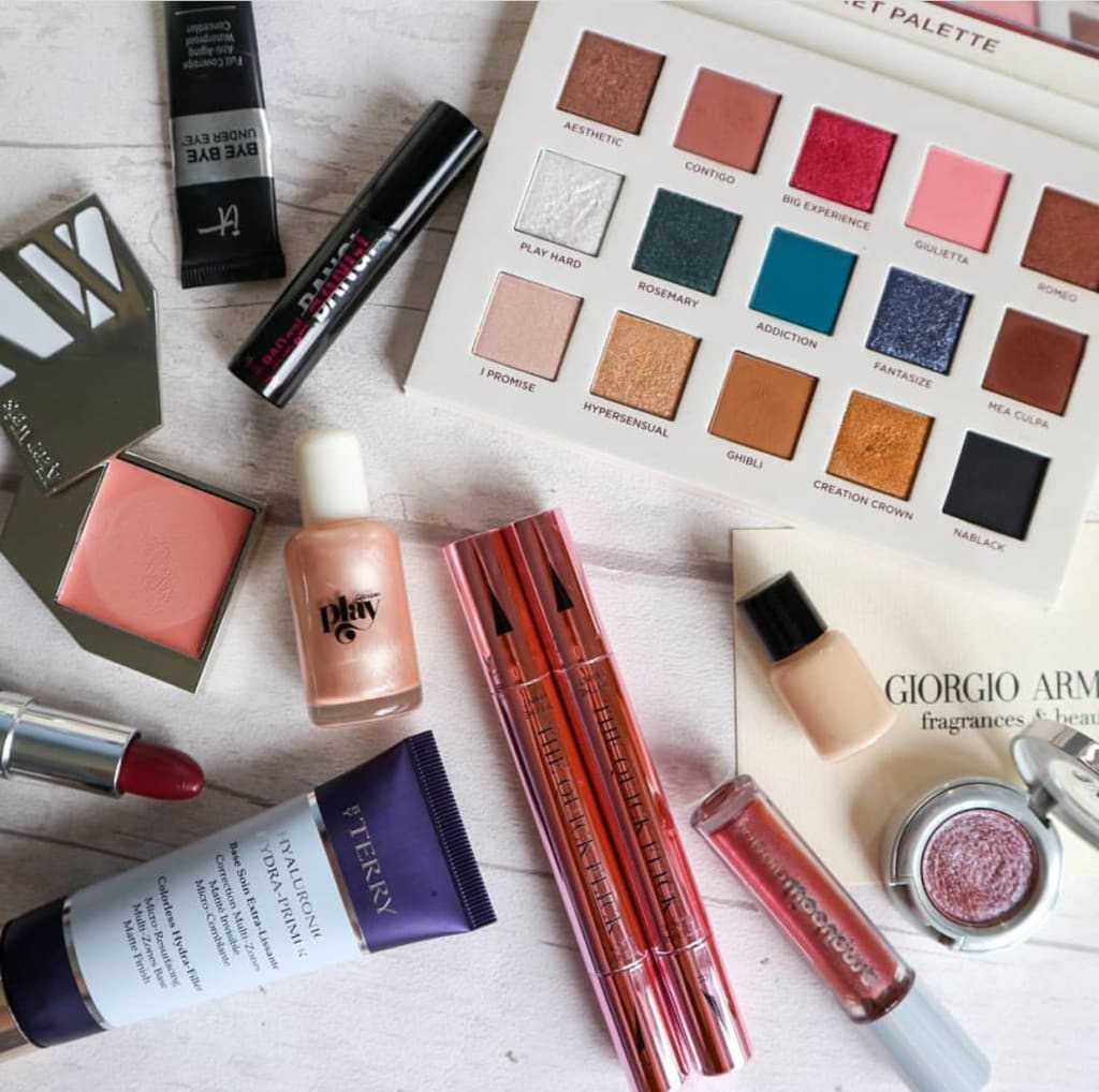 My 10 Favorite Beauty Products of 2019