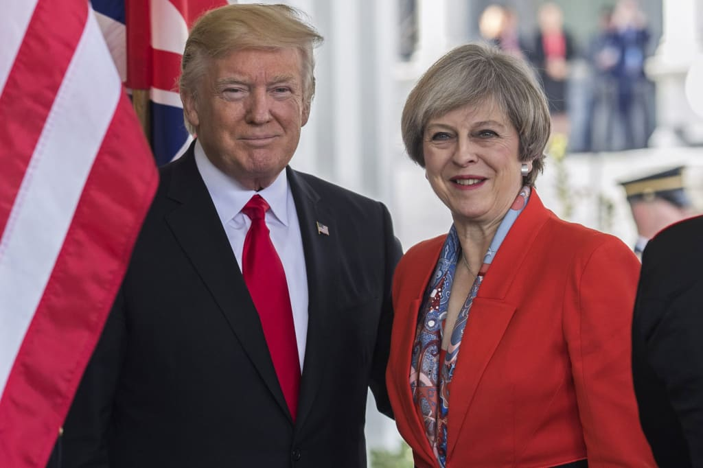 Trump, Brexit and the Politics of Isolationism
